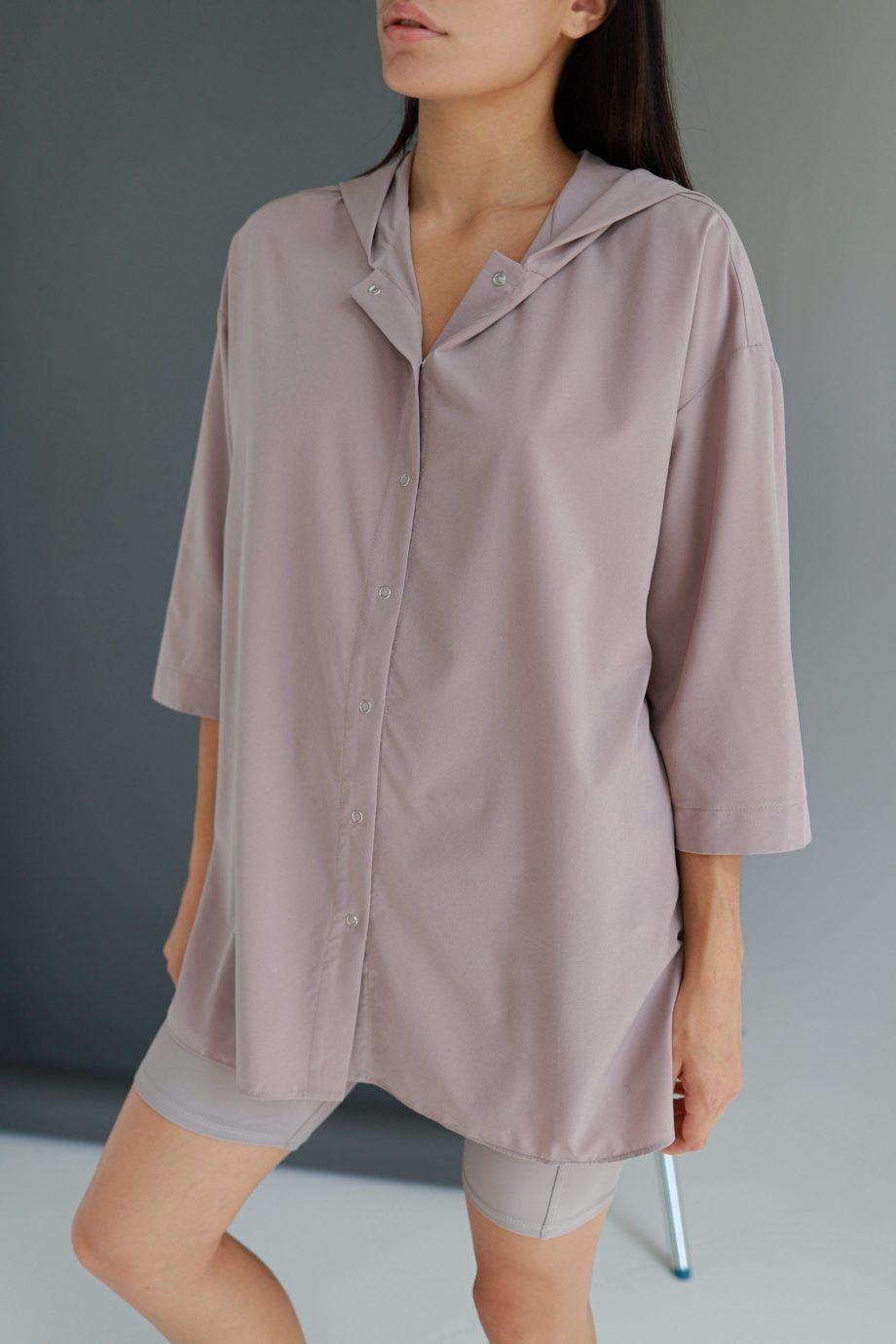 Рубашка Street Soul с капюшоном