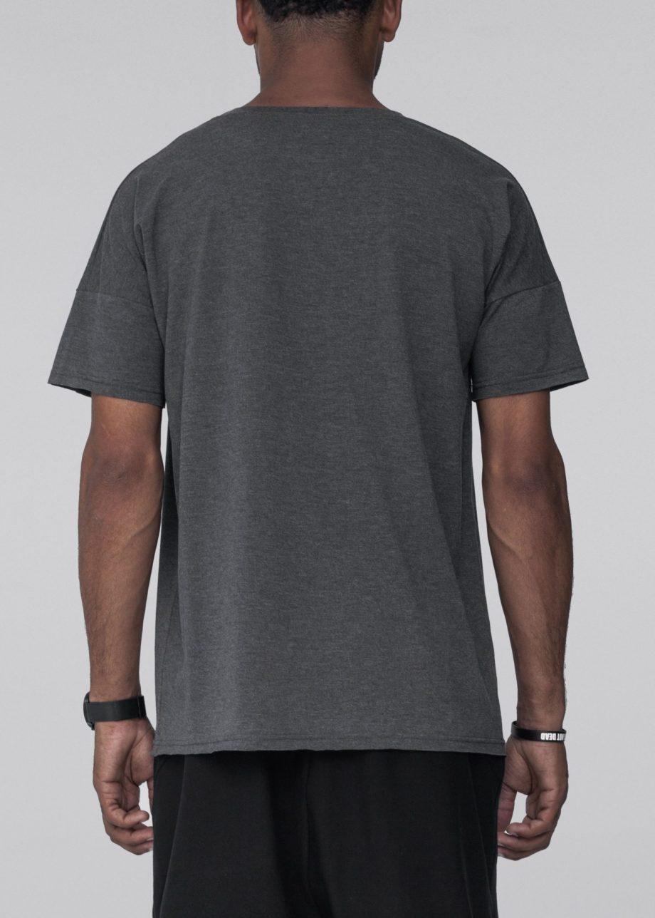 Футболка Essential Grey (oversize)