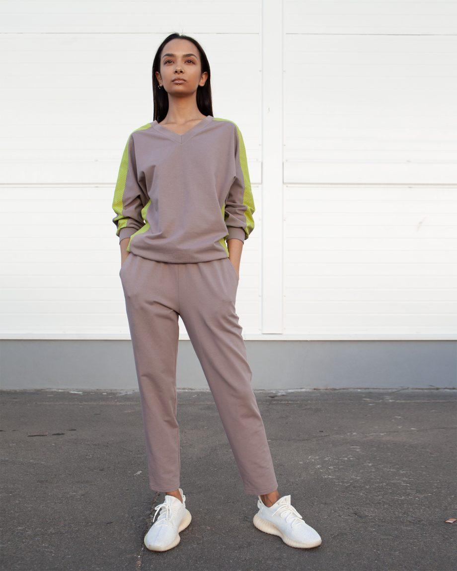 Женский прогулочный костюм Outfit Golf
