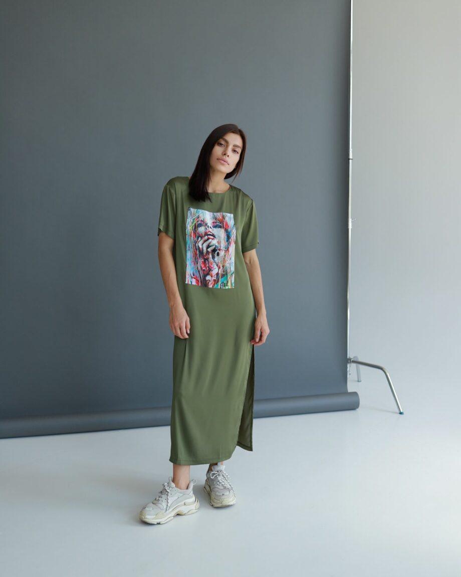Платье шелковое StreetWear Essential
